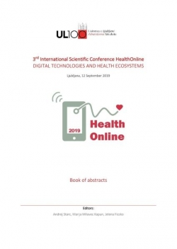 3rd International Scientific Conference HealthOnline 2019