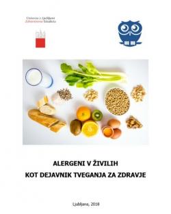 Alergeni v živilih kot dejavnik tveganja za zdravje